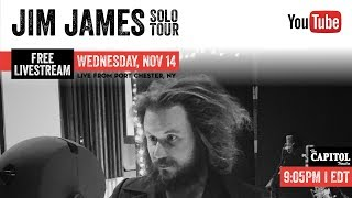 Jim James Solo Tour :: The Capitol Theatre :: 11/14/18 :: 9:05PM EST :: Full Show