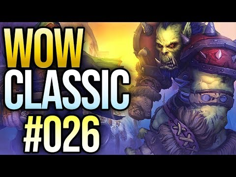 WoW Classic (Beta) #026 - Spaß im Alterac-PvP   World of Warcraft Classic   Let's Play
