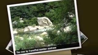 preview picture of video 'Kunyu Shan Mountain Shaolin Academy Austrane's photos around Yantai, China (travel pics)'