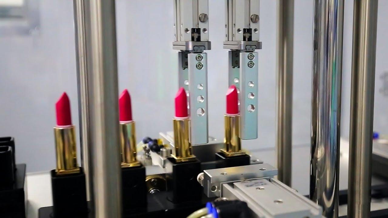 Dây chuyền sản xuất son tự động hóa