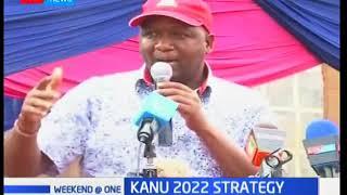 Tiaty MP William Kamket reveals KANU's 2022 strategy