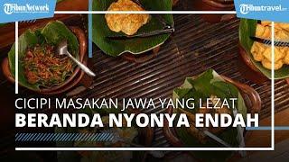 Nikmati Beranda Nyonya Endah di Solo, Masakan Jawa Enak Bisa Makan Sepuasnya Cuma Rp10 Ribu