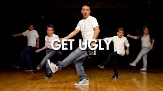Jason Derulo  - Get Ugly (Intermediate Hip Hop Dance Video) | Mihran Kirakosian Choreography