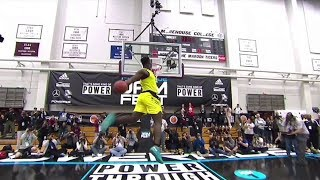 2018 McDonald's High School Dunk Contest