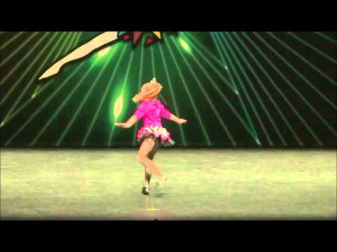 Boogie Shoes tap solo 2015
