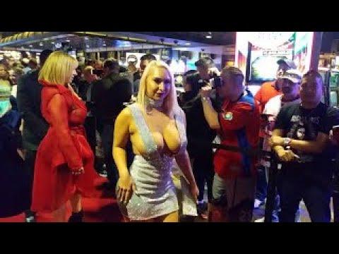 AVN Awards 2018 feat.Nina Kayy, Sara Jay, Karen Fisher, Sunny Lane and more.