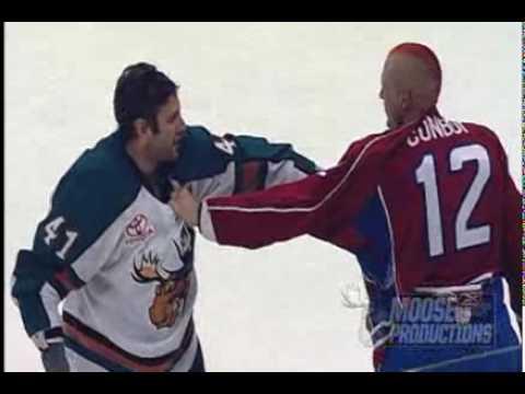 Andrew Conboy vs Guillaume Desbiens