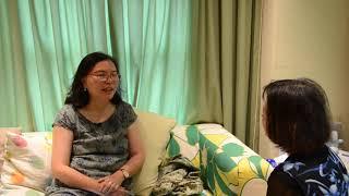 正向心理學看生命中之美好(下集)- 盧陳清泉女士
