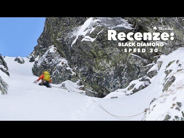 Видео Рюкзак Black Diamond Speed 30L (Graphite)
