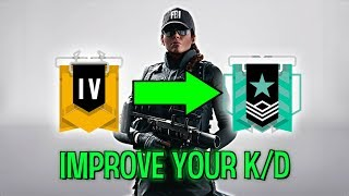 How to INSTANTLY PULL MORE KILLS in Rainbow Six Siege || Improve Your Game