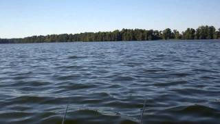 Reelfoot Lake Crappie Fishing, First Day of Fall Josh Gowan and Josh Chipman
