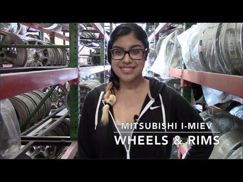 Factory Original Mitsubishi i-MiEV Wheels & Mitsubishi i-MiEV Rims – OriginalWheels.com