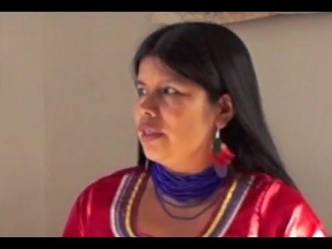 Palabras de patricia gualinga sobre el buen vivir y los for Muralla entre mexico y guatemala