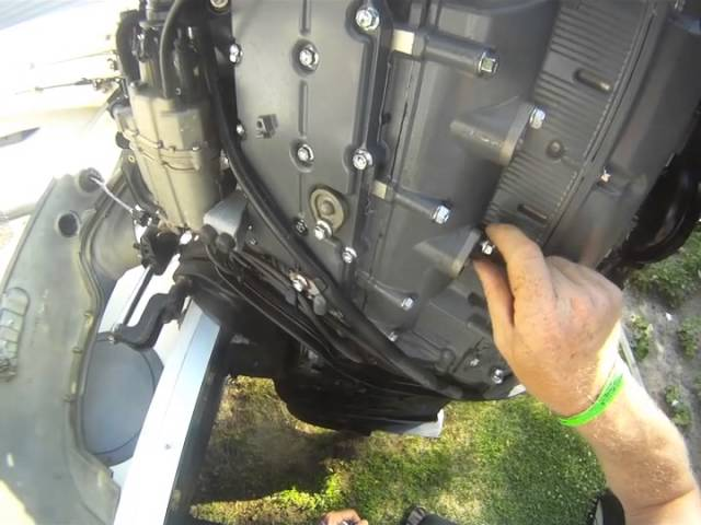 Tips for Servicing Outboard Anodes
