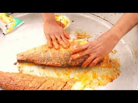 Fish Fry Recipe- Fish Fry Indian Style- Fish Fry In Wild- Indian Forest