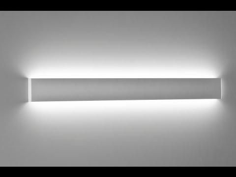 Lampada a Led a parete ultrasottile Isyluce