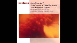 The Cleveland Orchestra - Brahms: Symphony No.1 In C Minor, Op.68 video