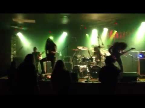 Hatchet - Signals Of Infection, live at The Avalon in Santa Clara, CA. 03/21/12.