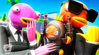 AGENT FISHSTICK HAS A BABY?! (A Fortnite Short Film)