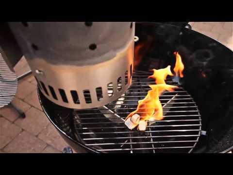 Tutorial: Richtig grillen mit dem Kohlegrill