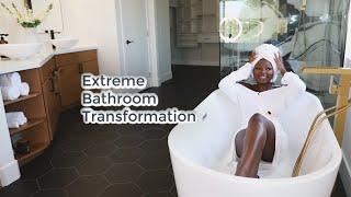 My Bathroom Makeover | Shalom Blac