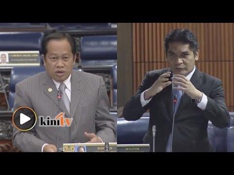 Isu FGV kenapa salah BN? Ahmad Maslan soal menteri