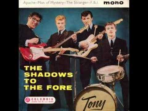 Man of Mystery (Song) by The Shadows