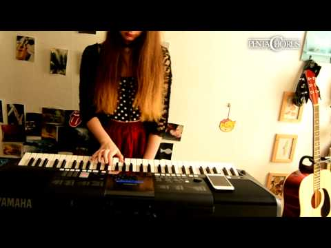 MAKE THEM SUFFER- Old Souls (Keyboard/Piano cover) | Metal Amino