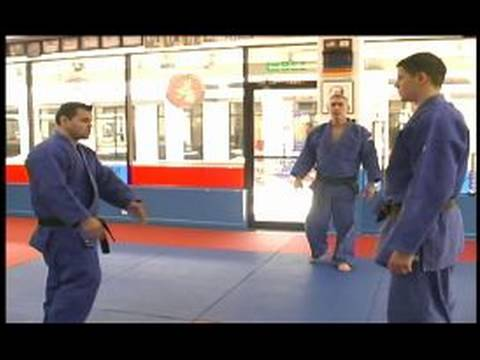 Competitive Judo Training : Japanese Terminology in Competitive Judo