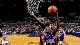 Knicks eliminate Pistons, 1992 Playoffs (Last game of The Bad Boys)