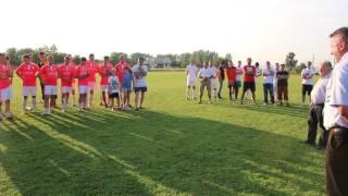Wojciech Farbaniec - zakończenie turnieju o Puchar Burmistrza