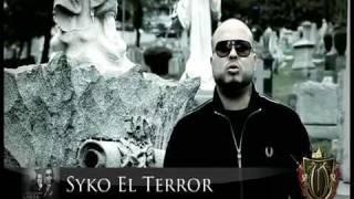 Syko el Terror Carta Al Cielo Official Video Promo