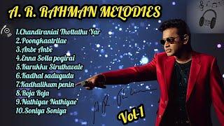AR Rahman Hits Melody Hits Jukebox Vol-1 Isaiplaylist