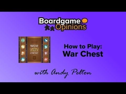 BGO How to Play: War Chest