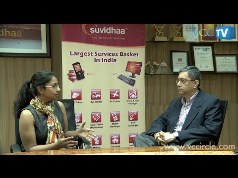 """We will be coming up with a B2C model soon"": Haresh Bathija, managing director and CEO, Suvidhaa Infoserve"