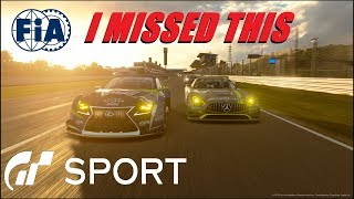 GT Sport I Missed This Close Racing - FIA Manufacturer Round 1 Official Season Top Split