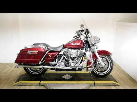 2002 Harley-Davidson Road King in Wauconda, Illinois - Video 1