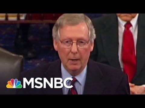 GOP Health Care Bill Authors Blasted Dems For Secrecy In 2009 | The 11th Hour | MSNBC