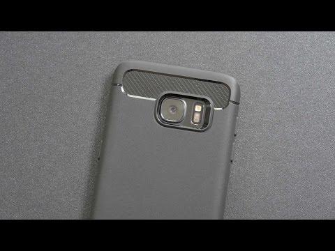 Galaxy S7: Spigen Rugged Armor Hülle im Unboxing & Kurztest