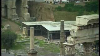Ulisse - Rai Tre. Lapis Niger al Foro Romano