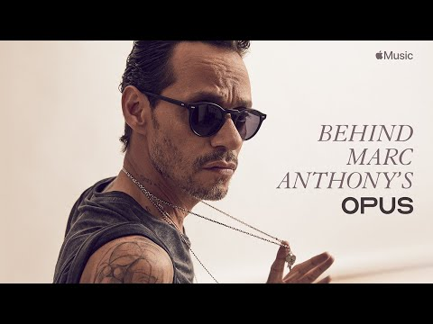 Behind Marc Anthony's OPUS Film Preview | Apple Music