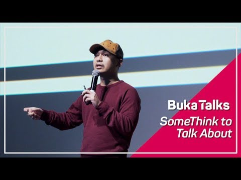 Raditya Dika - Theory of Comedy | BukaTalks