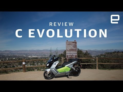 BMW C Evolution Review
