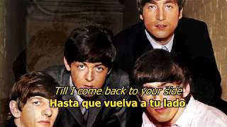 Wait - The Beatles (LYRICS/LETRA) [Original]