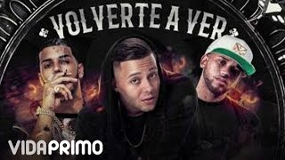 Nio Garcia - Volverte a Ver ft. Anuel AA  Bryant Myers [Official Audio]