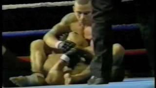John Lewis MMA vs Thomas Pucket Hawaii