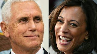 video: Vice-presidential debate 2020: Blow-by-blow as Kamala Harris and Mike Pence clash