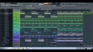 Smack my B***ch up - Prodigy ( Fl studio 9 ) Sami boulit