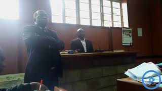 Nyeri magistrate court holds a public inquest on the death of former