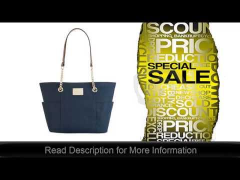 Nylon Tote by Calvin Klein Best Price Online Deal